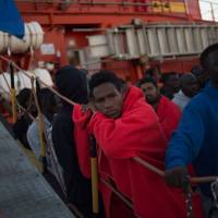 Spain rescues over 200 migrants from 21 boats off Gibraltar