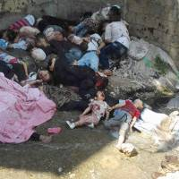U.N. verifies over 7,000 child casualties in Syria since 2013