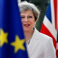 May on the ropes makes Europe wary of rejecting Brexit plan outright
