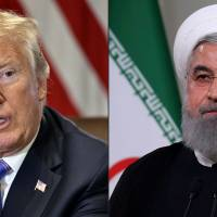 U.S. president's Iran threat, his latest combative global move, showcases the 'Trump Doctrine'