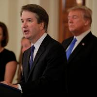 Trump Supreme Court pick aimed at cementing legacy