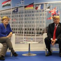 Trump stuns NATO with demand to double defense spending to 4%, calls gas-reliant Germany 'captive' of Russia