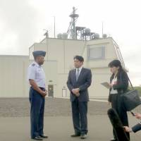 Japan's deployment of U.S.-developed Aegis Ashore missile defense system could take six years