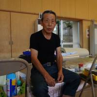 Traumatic memories and concerns for the future unnerve those displaced by Hiroshima rain disaster