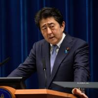 Abe will compile extra budget if needed over rain disasters