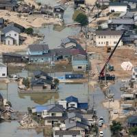 Risk of deadly flood in badly hit area of Okayama Prefecture known in advance