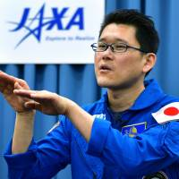 JAXA astronaut Norishige Kanai ponders life out there after six-month stay on ISS