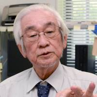 Nobel physicist Toshihide Maskawa to join lawsuit against 2015 security laws