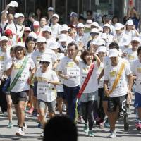 Tokyo marks two years until Olympic Games amid concerns over heat and congestion