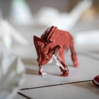 A unique 'Japanese tip': The origami art left by diners