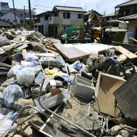 Japan's farm and fisheries sectors see ¥64 billion in damage from rain disaster