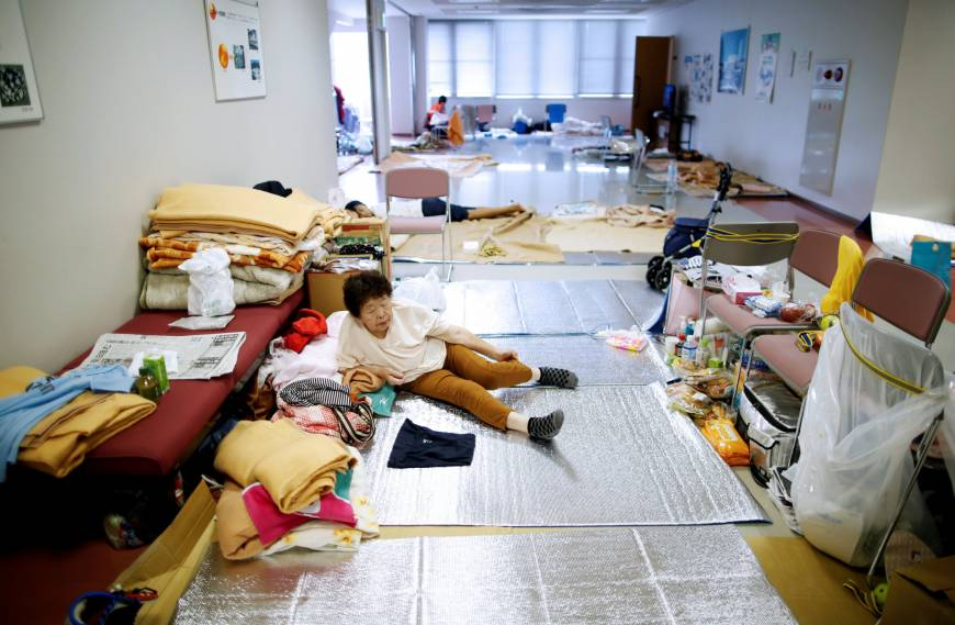 About 5,900 flood evacuees still in shelters; Tokyo moves to expedite aid