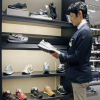 Comfort for the sole: More salarymen opting to wear sneakers on the job