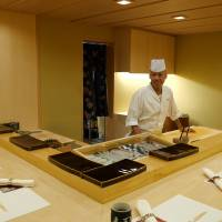Sushi's balancing act: Tradition versus adaptation