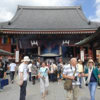 Number of foreign visitors to Japan up 15.6% in first half of 2018