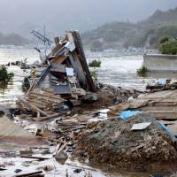 Ehime residents recount horrific landslide death of beloved friend and neighbor