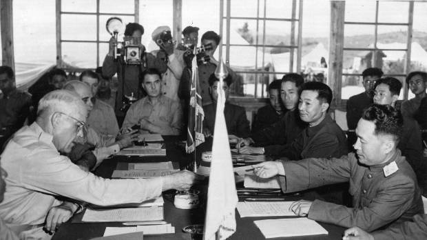 Re-examining the Korean armistice: Give peace a chance