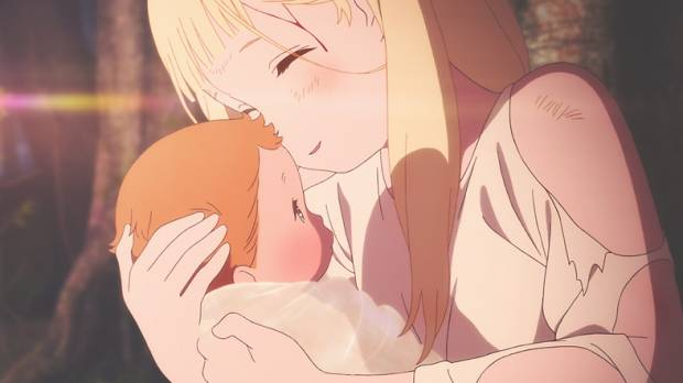 Motherhood in modern anime