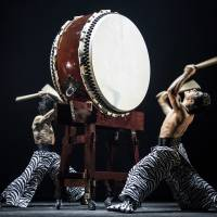 Fighting fit: Japanese drumming is physically demanding and often involves the performers' entire bodies. | © DRUM TAO