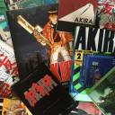"Source material: Writer Matt Schley has been waist-deep in ""Akira"" products for the better part of two months."