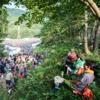 Be prepared before heading to Naeba for Fuji Rock