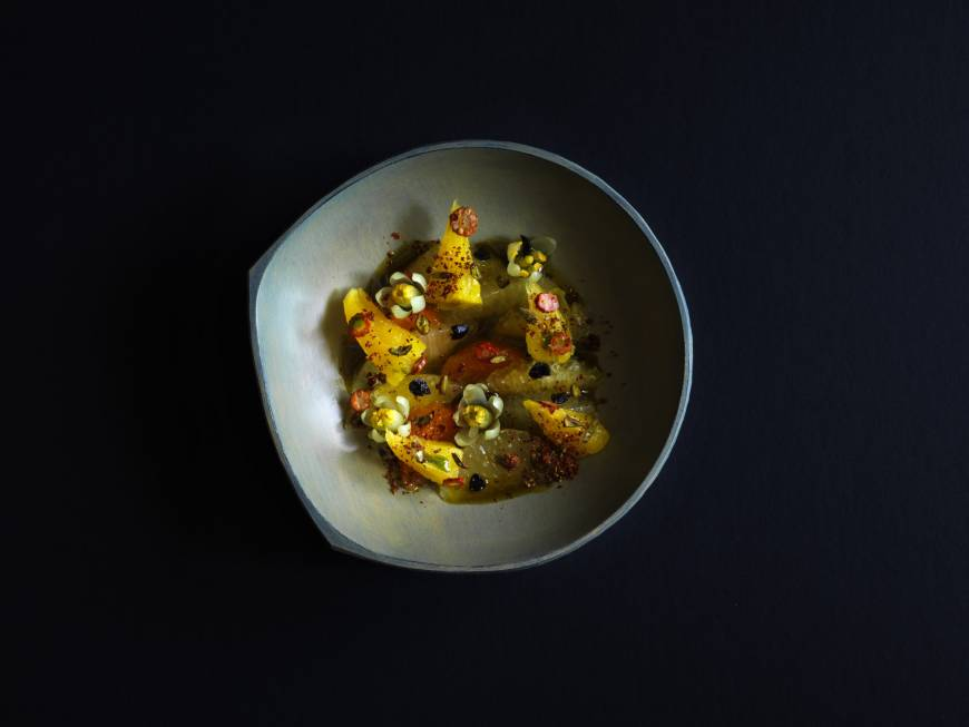 Inua: Japan on the plate, Noma on the palate