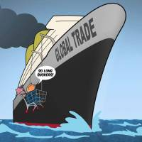 Tariff troubles and the corporate war chest