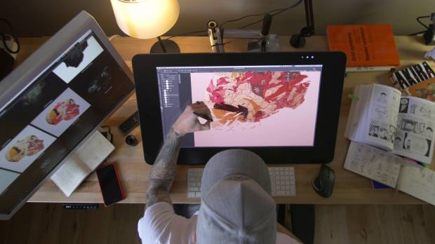 'Akira' inspires generations of foreign animators