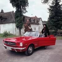 Germans love the Ford Mustang, but not enough