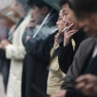 The lack of a Cabinet-level chief medical officer hinders needed action on public health issues like smoking. | BLOOMBERG