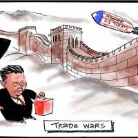 Why do you keep silent, Mr. Xi?