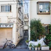 Hidden gem: The Asakusa art space, which focuses on avant-garde works and events, is tucked away in an alley between similar Showa Era (1926-89) buildings. | IPPEI SHINZAWA PHOTOGRAPHY