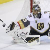 Vegas gives Marc-Andre Fleury a three-year extension