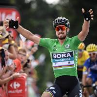 Peter Sagan clinches another stage win