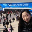 Junior skater Moa Iwano attended the Pyeongchang Olympics in February  to try and get a feel for what competing at the Winter Games is really like.
