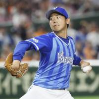 BayStars' Shota Imanaga works out of first-inning jam, earns first victory since June 10