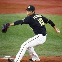 Tigers should consider trading pitcher Shintaro Fujinami