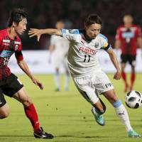Frontale gets off to winning start as J. League resumes play after World Cup break