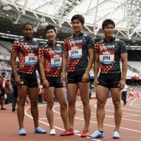 Japan sprinters return from Europe with renewed focus, passion to improve