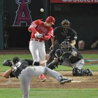 Shohei Ohtani, Angels feast on White Sox pitching