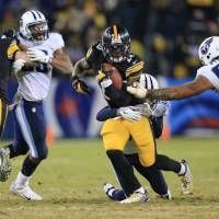 Le'Veon Bell, Steelers fail to reach deal on new contract