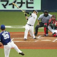 Matsuzaka gets shelled as PL takes All-Star opener