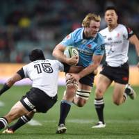 Waratahs pulverize Sunwolves, advance to Super Rugby playoffs