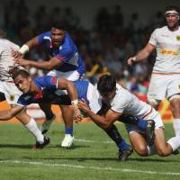 Samoa cruises past Germany to punch ticket for 2019 RWC