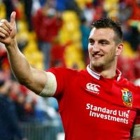 British and Irish Lions captain Sam Warburton retires at age 29