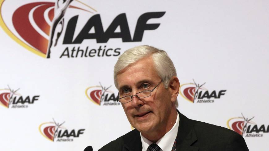 Russia could be reinstated in December if it meets IAAF's conditions