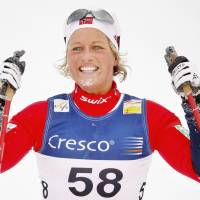 Olympic cross-country ski champion Vibeke Skofterud dies in jet-ski accident at 38