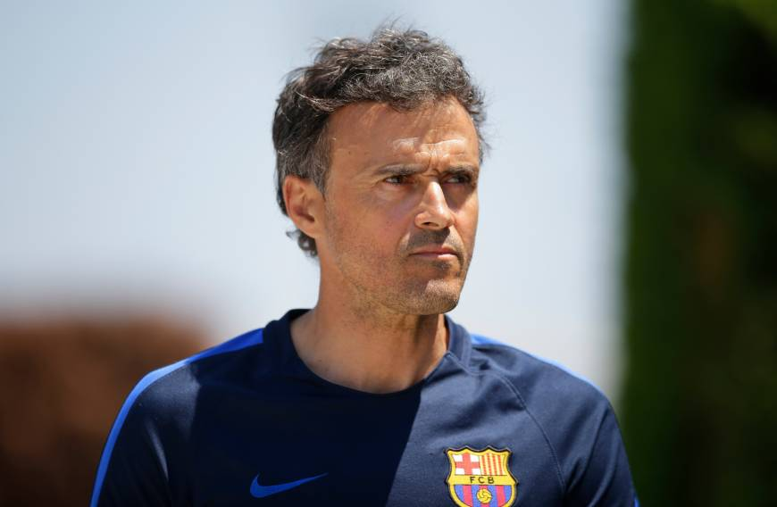 Luis Enrique hired as Spain's new coach