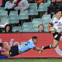 Tony Brown shakes up lineup before Sunwolves' season finale