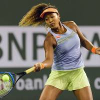 Expectations are high for Japan No. 1 Naomi Osaka as she plays in her second Wimbledon. | KYODO